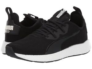 puma black shoes