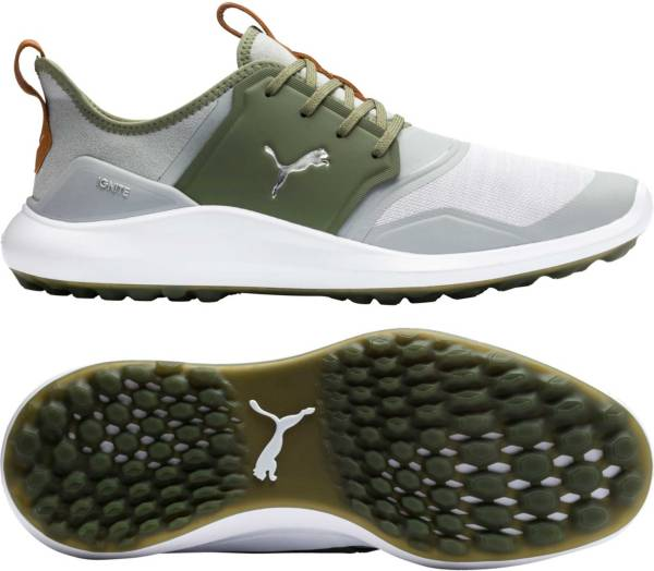 puma ignite golf shoes