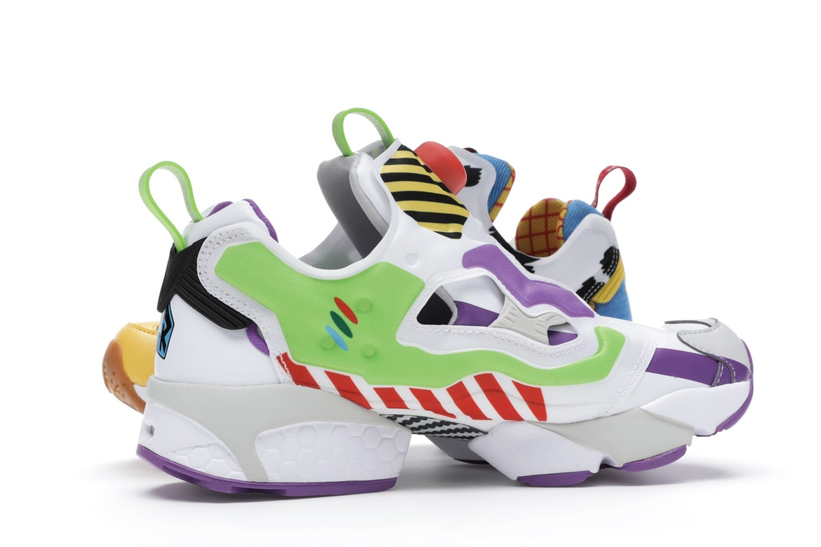 reebok toy story shoes
