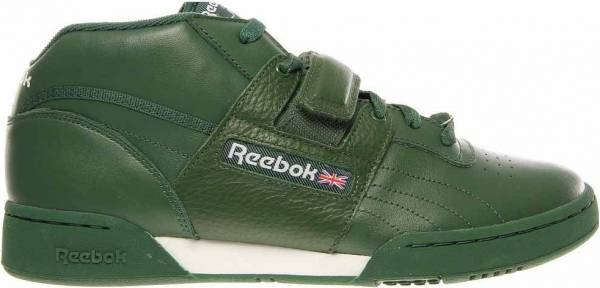 reeboks with the straps