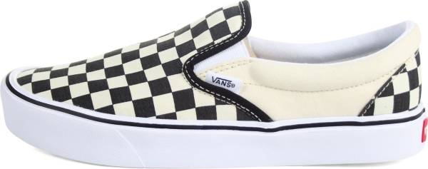 white checkered vans